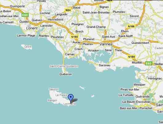 Location de voiture à belle-ile-en-mer (56)